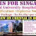 Global Placcements- Singapore Nursing Recruitment 2018