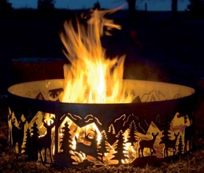 17 Campfires for your backyard (when you are stuck at home ...