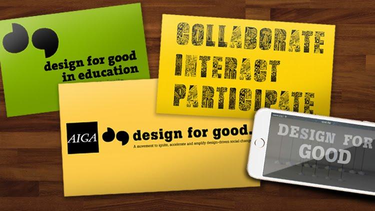 AIGA - Design For Good