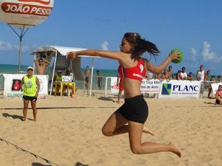 Taça Kika de handebol de praia começa nesta sexta-feira na Capital