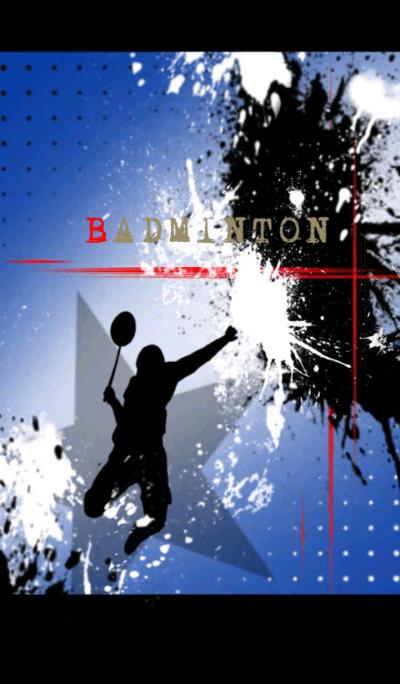 Splash Badminton Blue Ver.