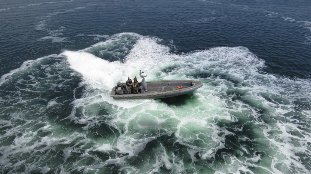 Willard Sea Force 1100