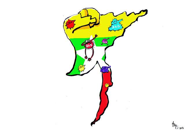 ကာတြန္း ATH – ဒက္ေတြနဲ႔ ဗမာ
