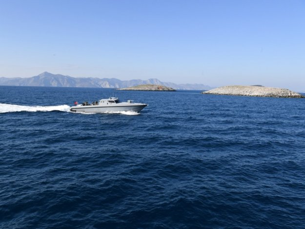 Η Τουρκία αμφισβητεί την ελληνική υφαλοκρηπίδα και το Δίκαιο της Θάλασσας