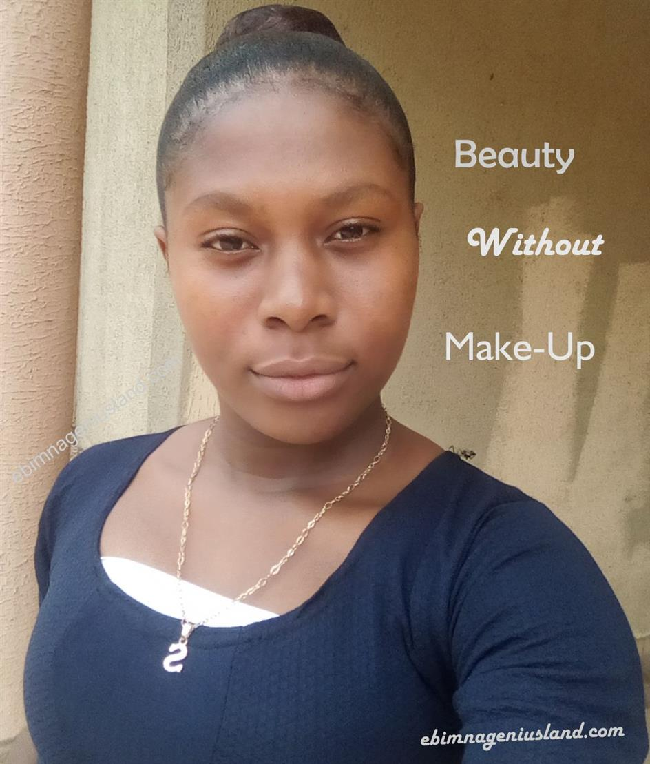 Reduce  Your Rate Of Make-up and See How Naturally Beautiful You Look