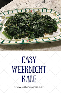Weeknight Kale