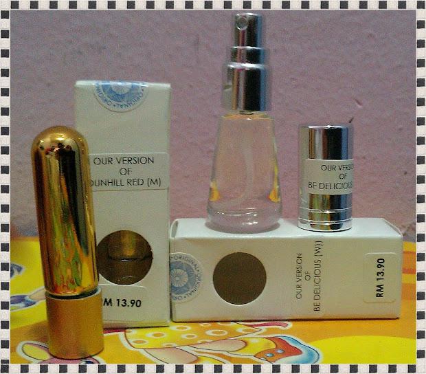 Kasih Tercipta. Millenium Perfume