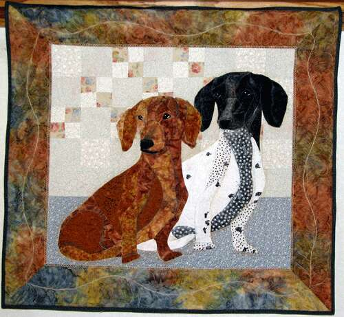 animal quilts