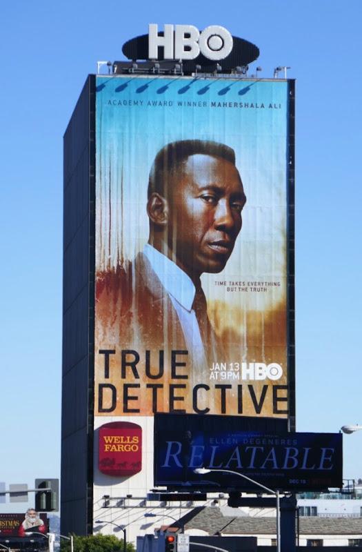 Mahershala Ali True Detective season 3 billboard