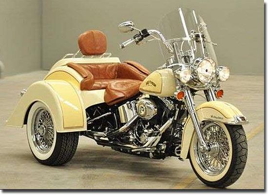 Harley Davidson Soft Heritage