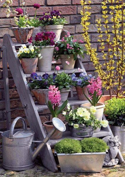 Ideas for small gardens 2