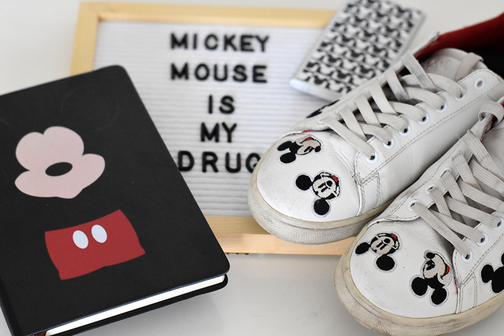 sneakers topolino