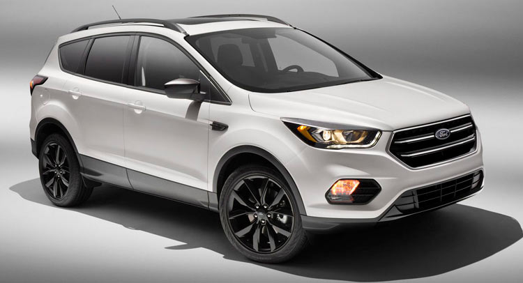 Carscoops | Ford Escape