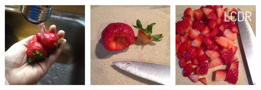 Receta de fresas maceradas en vinagre 01