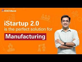 'iStartup 2.0'—ICICI Bank