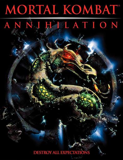 Ver Mortal Kombat: Aniquilación (1997) Online