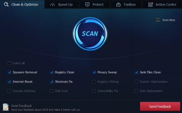 Download Advanced SystemCare Pro v11.1.0.198 Terbaru Full Key