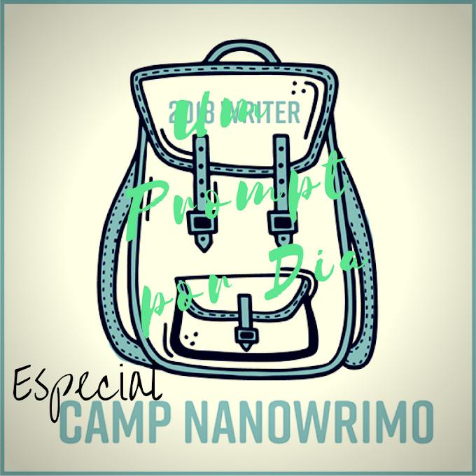 Especial CampNaNo: Um Prompt Por Dia