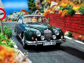Jaguar Mark II 3.8 6L '63