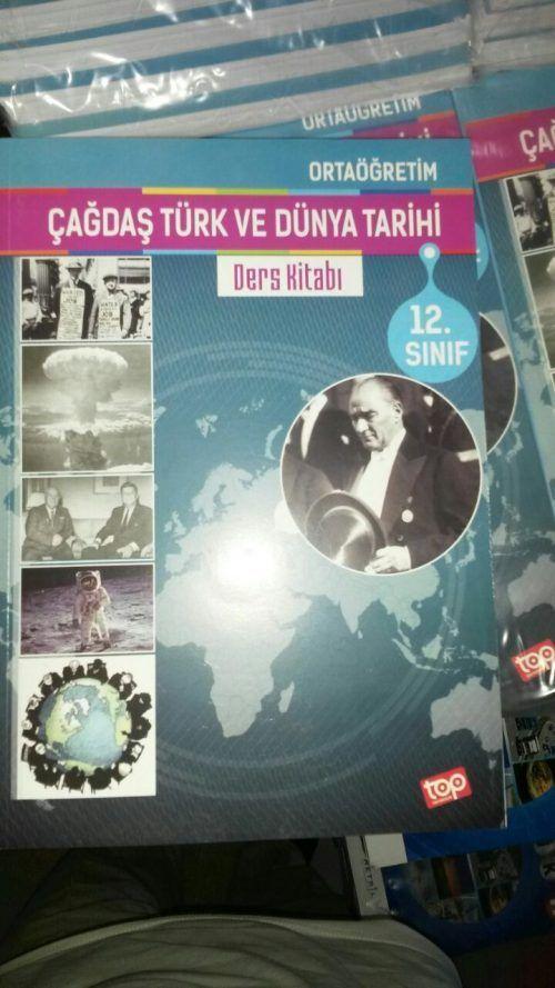 12 Sınıf çağdaş Türk Ve Dünya Tarihi Ders Kitabı Cevapları Top