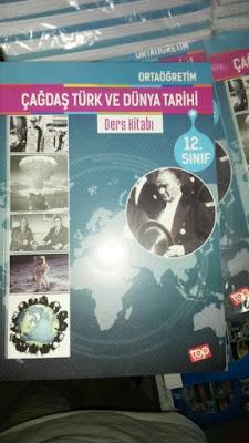 12. Sınıf Çağdaş Türk ve Dünya Tarihi Ders Kitabı Cevapları Top Yayıncılık