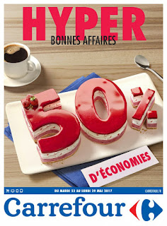 Catalogue Carrefour 23 au 29 Mai 2017
