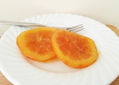 Ioanna's Notebook - Orange Spoon Sweet - Γλυκό κουταλιού πορτοκάλι