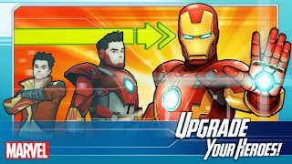 MARVEL Avengers Academy Apk v1.12.1 Mod (Free Shopping/Instant Actions/Instant Crafing)