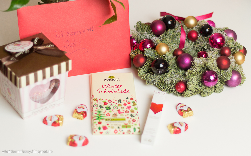 Weihnachts-Beauty-Blogger-Wichteln 2014