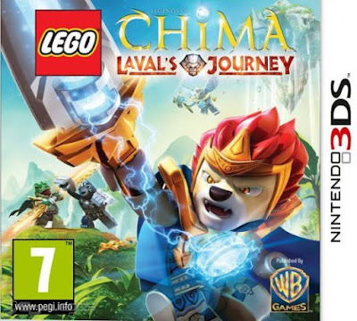 LEGO Legends of Chima Decrypted 3DS EUR