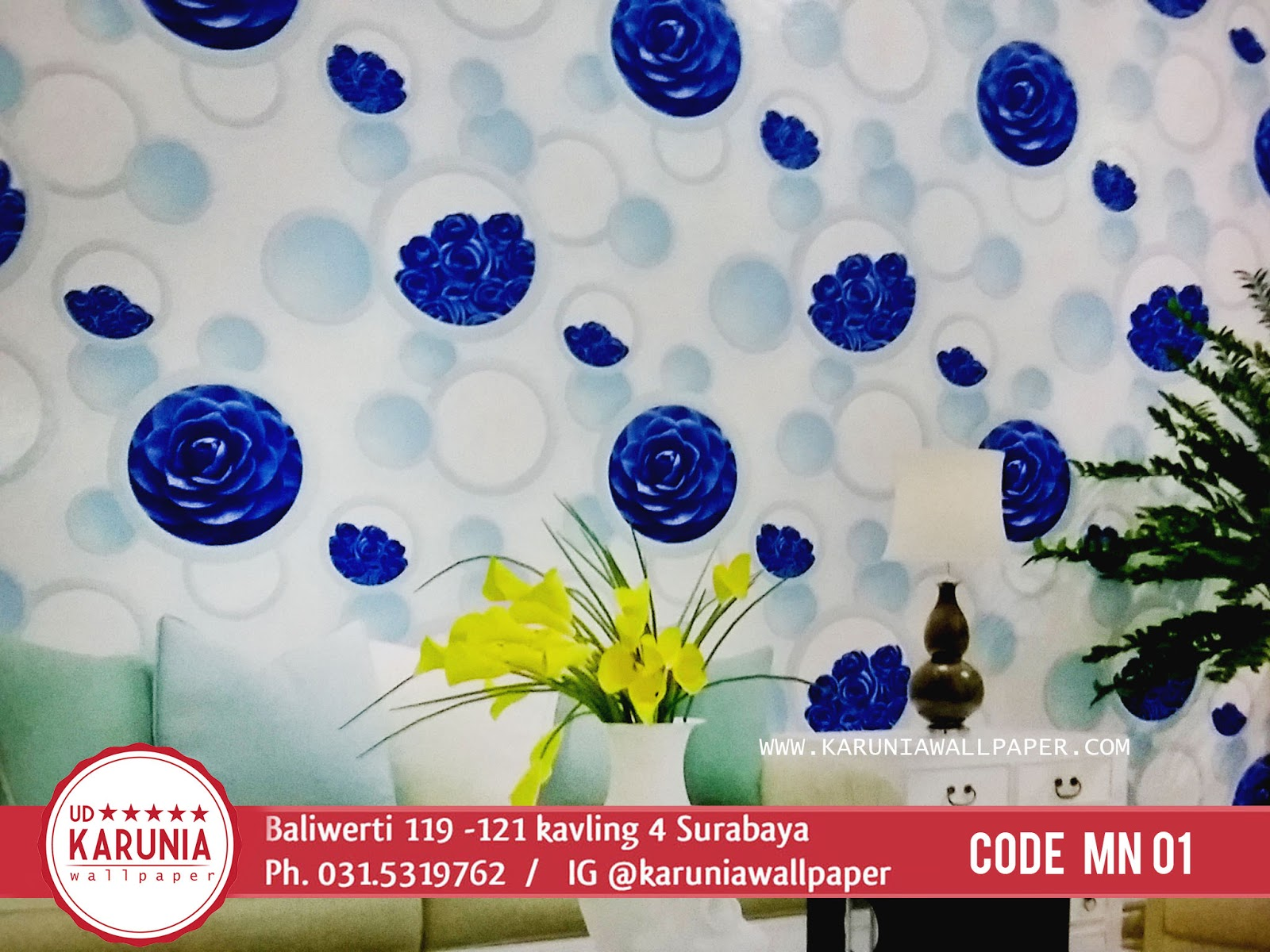 jual wallpaper surabaya