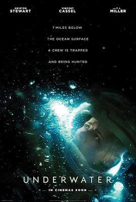 Underwater 2020 Movie Poster 3