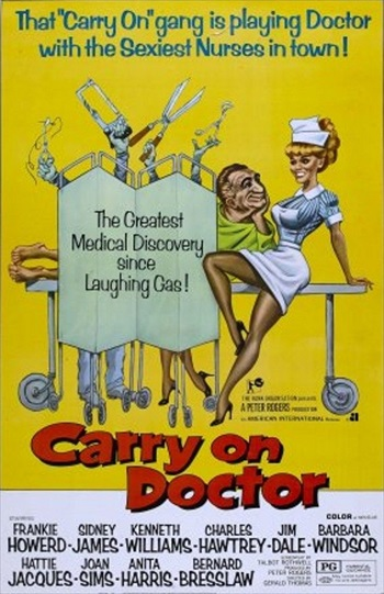Carry On Doctor 1967 Dual Audio Hindi Movie Download
