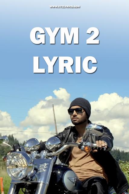 GYM 2 LYRIC | Sippy Gill | Deep Jandu | Video