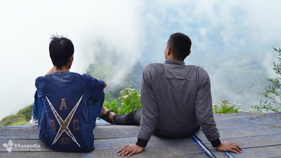 Pemandangan Gunung Telomoyo