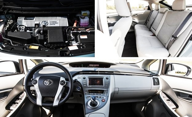 2015 Toyota Prius Review