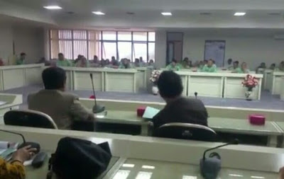 Terima Laporan Politik Uang, Pansus DPRD Gelar Hearing Dengan APDESI