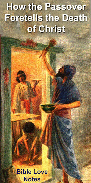 Clues About Jesus in the Passover