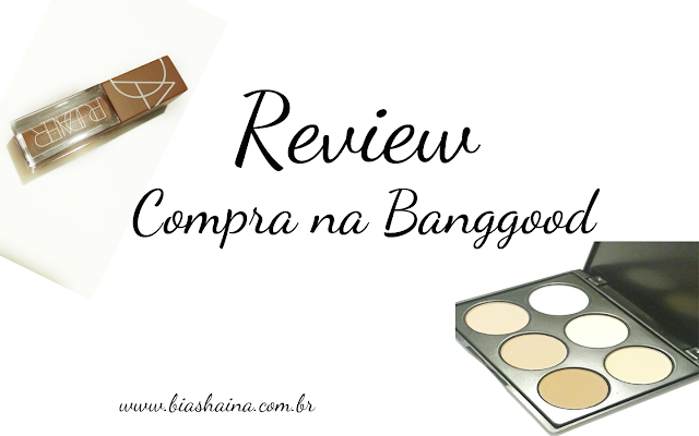 Review Compra na Banggood