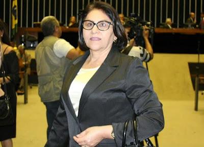 Resultado de imagem para prefeita de São José do Campestre Maria Alda Romão Soares