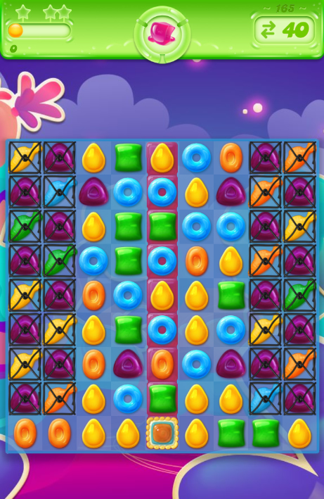 Candy Crush Jelly Saga 165