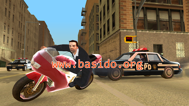 Download GTA: Liberty City Stories v2.2 Apk + Mod(Sprint/Money) + Data for android