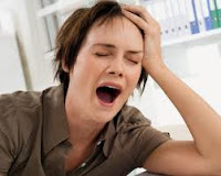 Cara menghilangkan jerawa dengat cepat dengan menghindari stress dan tidur yang cukup