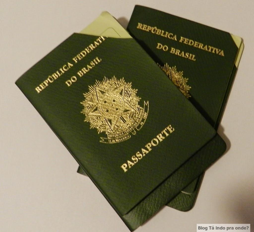 pasaportes antigos