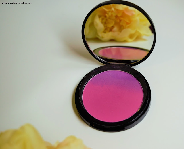NYX Ombre Blush Code Breaker review and swatches in Singapore