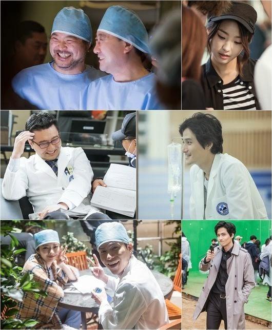 Beatus Corner : [Korean Drama] Doctor Stranger 닥터 이방인