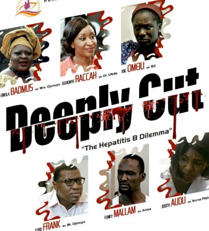 deeply cut nollywood movie