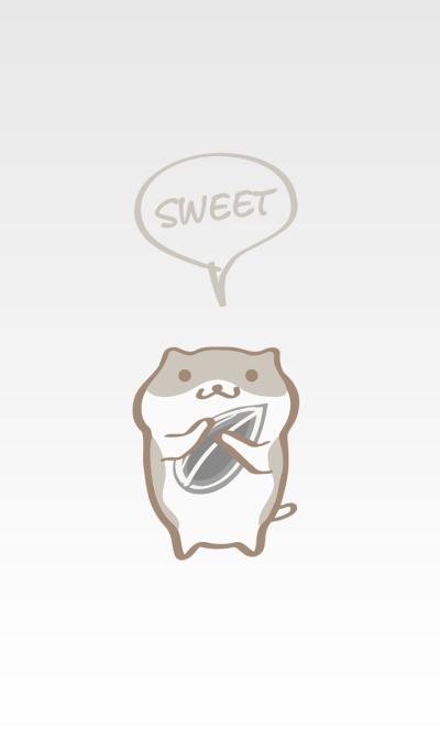 Cute Meng Meng hamster
