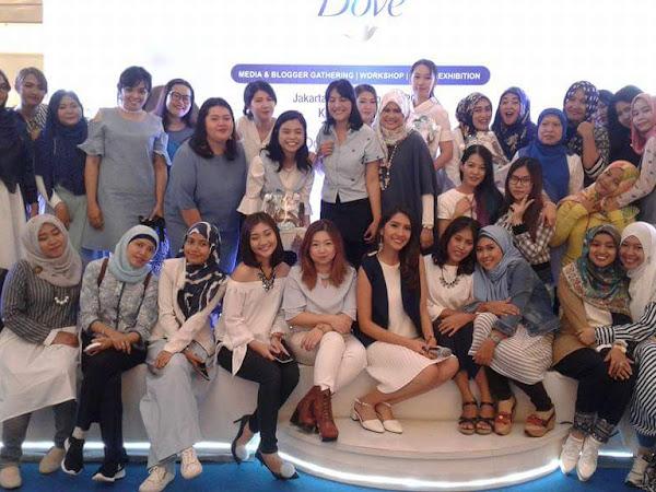 "Seseruan bareng ""Dove Sisterhood Event"" di Mall Kota Kasablanka"