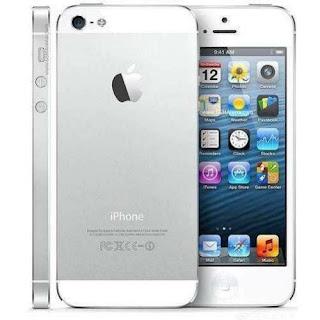 Harga iPhone 5 dan Spesifikasi Utamanya